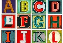 Design | Typography / Tipografia, caligrafia, letterings :)