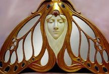 Jewelry - Art Nouveau / by 💕💙 Kathy Hoppe 💕