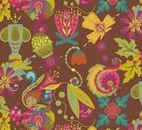 Lucky Penny Fabric