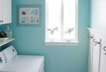LAUNDRY ROOM / by Christy Middleton
