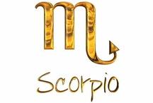 !!! Scorpio !!! / by Maria Maad