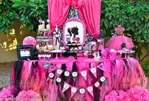 Its a Barbie Bash! / by Perfectly Planned Parties and Events, LLC.