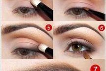 Makeup Tips and Facials / by Carmen Pardella