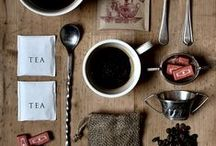 Antiquaire / #Tradition #Vintage Project Moodboard #tea