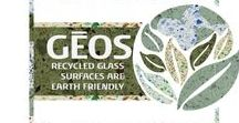 GEOS salutes the Earth