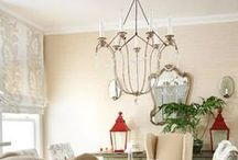 The Charming Italian / The Italian Chandelier is a design that Niermann Weeks is known for...check out these photos of all of the places we have found this chandelier (and sconces) hanging!