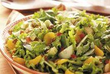 Salads / by Karen Knechtel