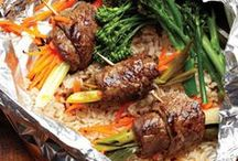 FOODIE LOVE:  IT'S GRILLIN TIME / by Christy Middleton
