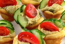 Appetizers / by Susie Phillips