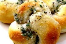 Breads, rolls and muffins / by Susie Phillips