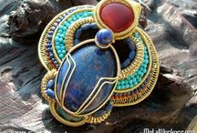 Wire Wrapping / by 💕💙 Kathy Hoppe 💕