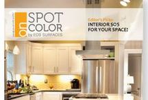 Spoton Color & Design Magazine / Get your FREE copy Today!