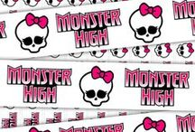 Monster High - 8th Birthday / Hailey / by Amee Tolee