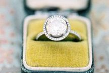 Ring Bling! / We love rings of every size, color, shape, and history!