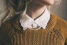Cozy Fashion / The warmest, snuggliest fashion finds