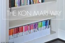 """Mari Kondo opruim tips / Opruimen en organiseren volgens de Marie Kondo-methode """"Does it spark joy?"""", Konmari. Ruimte in je hoofd en ruimte in je huis."""