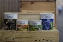 VINESENTI / VINESENTI es una gama de productos elaborados a partir de extracto polifenólico de uva. Iremos publicando recetas en la que usarás VINESENTI para enriquecer y potenciar el sabor de los alimentos. http://vinesenti.com/