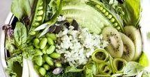 Vegan salades en salad bowls / recepten en tips voor vegan salades en salad bowls.