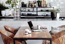 Kitchen / Kitchens, kitchen design, interior design, kitchen ideas