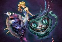Alice in Wonderland / by R Nead