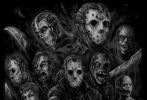 Team Voorhees \m/ / Cha Cha Cha / by Amber R♥se