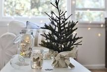 Holiday decoration / Ideas of holiday decorations:  New Year decor Christmas decoration