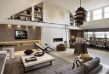 Interior: Minimalist / Contemporary / Modern interiors:  natural light, simple forms, air and open space