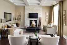 Interior: New Classic / Soft pastel colors, stylish and cozy interiors