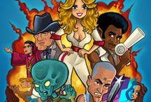 Illustration / Illustrations by Eddy Crosby www.eddycrosby.com