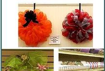 Party crafts & decor