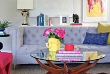 Interior: Eclectic / Bright, bold, vibrant and crazy