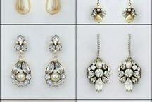 Pearls / Pearl necklaces, pearl earrings, pearl bracelets, oh my!