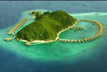 Huma Island / The destination for the adventurous elite traveler.
