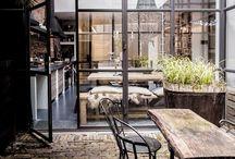 Garden / Ideas for the garden space