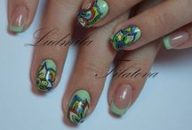 Nail Art - Miste