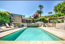 VILLA 45  : Notre piscine & notre sauna / Venez profiter de notre piscine chauffée d'avril à octobre et détendez vous dans notre sauna infrarouge et au sel d'Himalaya [www.villa45.fr]
