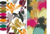 Inspo for Winter 2015 / A colllection of ideas & inspiration for Woolerina's 2015 range - colours, prints & garment designs!