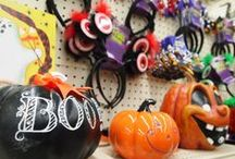 Halloween / Decorations, candy and party ideas