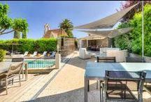 VILLA 45 : Nos extérieurs / Venez vous ressourcer dans le jardin et sur les différentes terrasses de la VILLA 45 [www.villa45.fr]