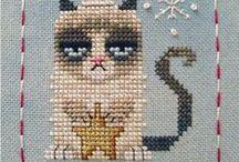 Cute X Stitch / Pattern - Ideas - Tips