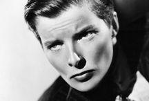 Katharine Hepburn / pics and snarky quotes