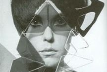 Peggy Moffitt / a really cool lady