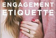 Rules of Engagement / Beautiful ideas for getting engaged. Let these spark your imagination!
