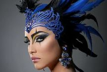 artistic make-up