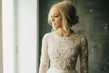 Bridal Style / Gorgeous gowns & suits we love!