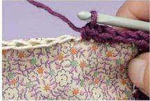 Astuces crochet-tricot