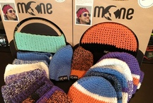 Mone - Beanies & Headbands / Knitted by retired grannies in the Jura, Mone beanies and headbands are the perfect way to keep your head warm and grannies hands busy this winter!