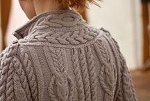 Cabled Pullovers