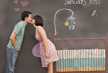 a bun in the oven / clever and creative ways to announce a pregnancy