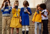 what to wear for a photo session: kids / ideas for clothing and color combinations to help your kids look stylish and feel great for their photo session